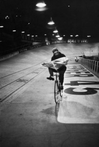 FRANCE. Paris. 1957. VÈlodrome d'Hiver. Six-day races.
